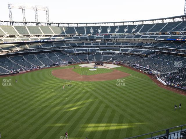 Citi Field Section 436 view