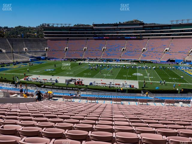 The Rose Bowl Upper 5 H view