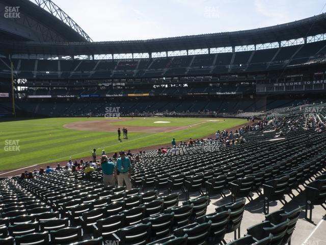 T-Mobile Park Section 147 view