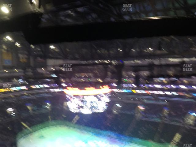 Staples Center Section 332 view