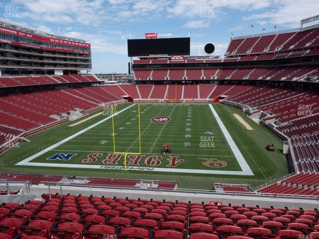 Levi's Stadium Section 228 view