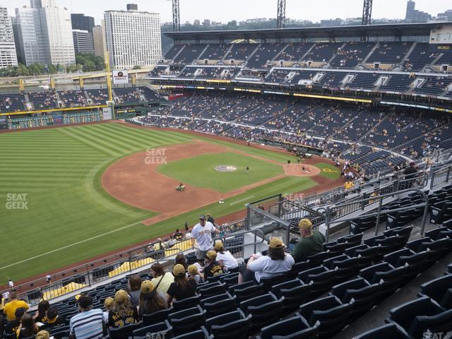 PNC Park Section 328 view