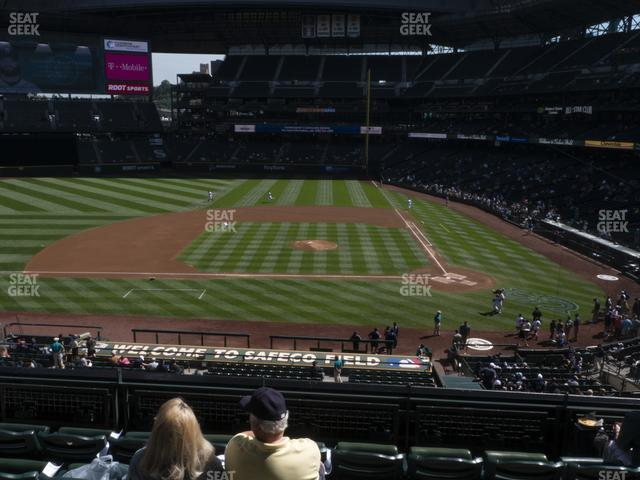 T-Mobile Park Section 236 view