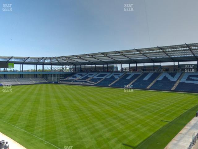 Children's Mercy Park GA Bud Light Landing view