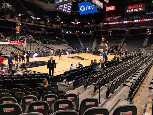 AT&T Center Charter 26 view