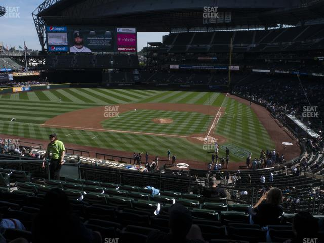 T-Mobile Park Section 233 view