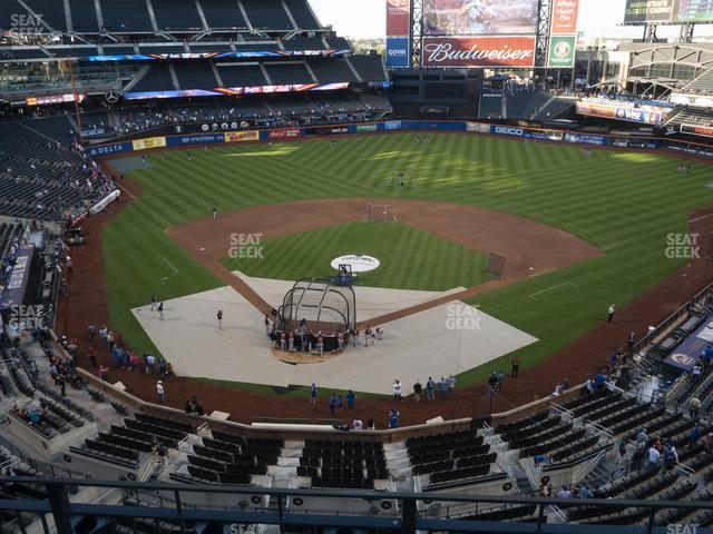 Citi Field Section 413 view