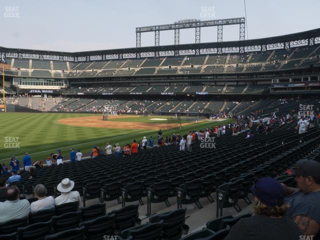 Coors Field Section 146 view