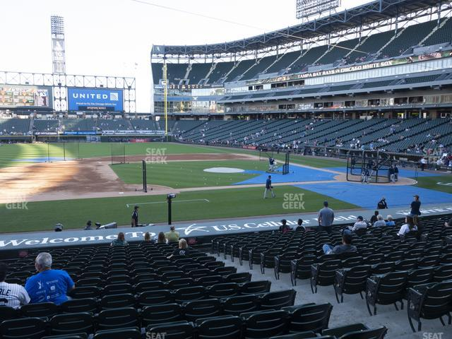 Guaranteed Rate Field Section 141 view