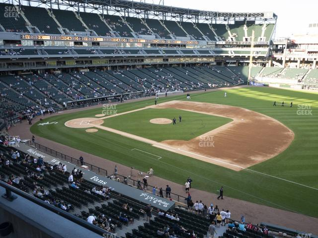 Guaranteed Rate Field Section 320 view