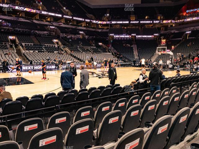 AT&T Center Charter 24 view