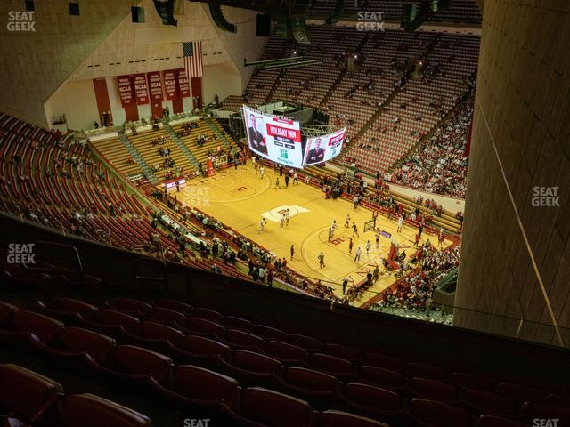 Assembly Hall - IN Section AA view