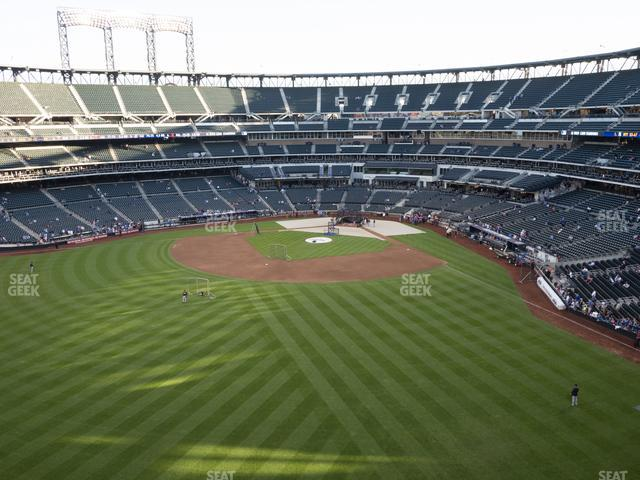 Citi Field Section 435 view