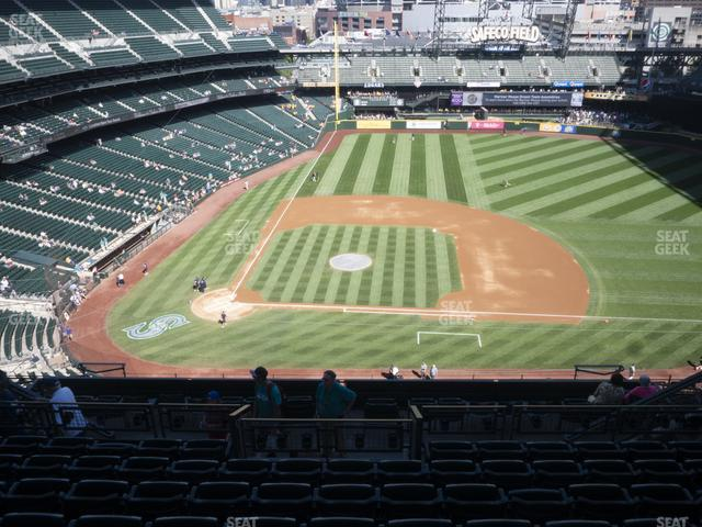 T-Mobile Park Section 323 view