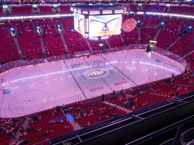 Bell Centre Section 303 view