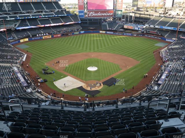 Citi Field Section 514 view