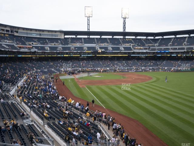 PNC Park Section 146 view