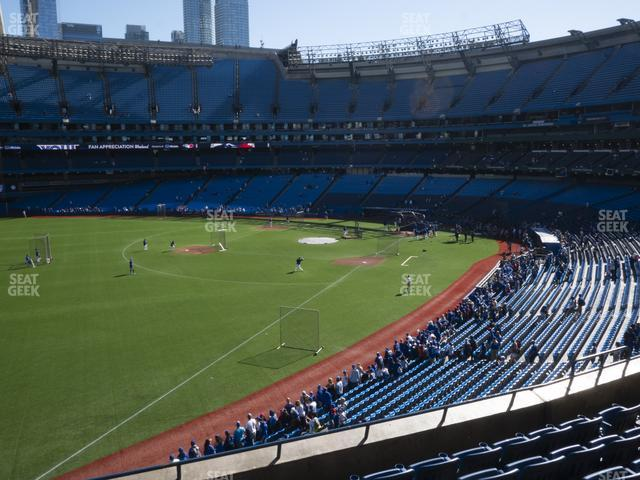 Rogers Centre Section 237 R view