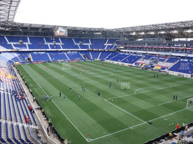 Red Bull Arena Section 122 Seat Views Seatgeek