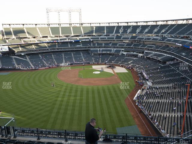 Citi Field Section 534 view