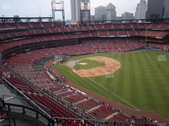 Busch Stadium Right Field Terrace 433 view