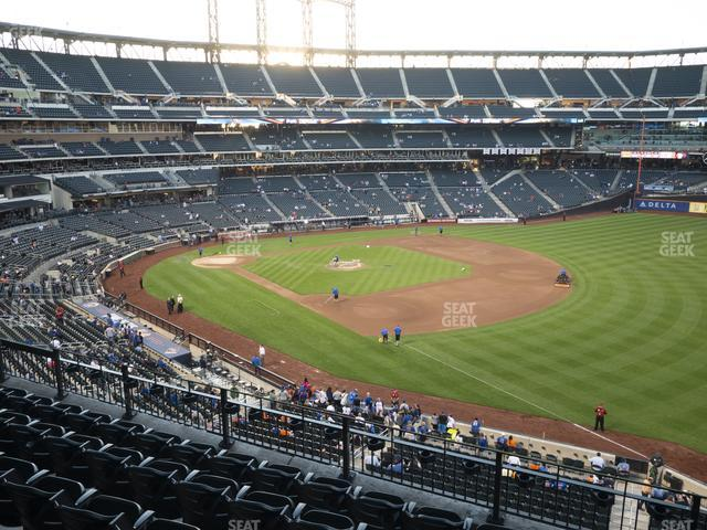 Citi Field Section 307 view