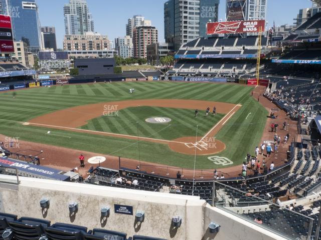 Petco Park Section 202 view