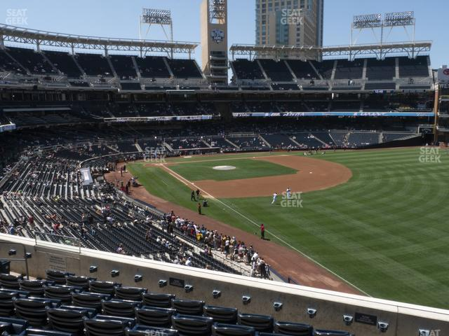 Petco Park Section 221 view