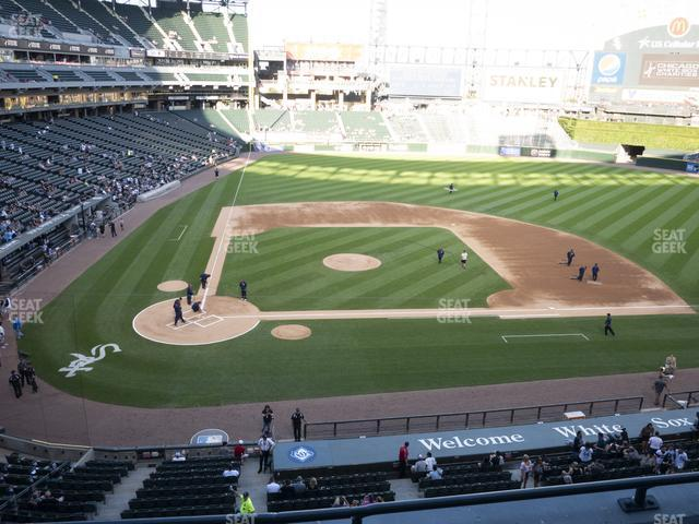 Guaranteed Rate Field Section 328 view