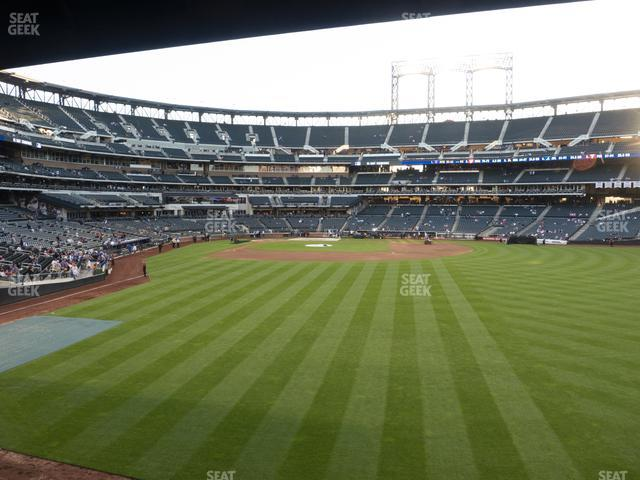 Citi Field Section 101 view