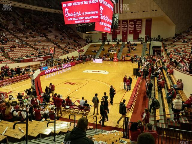 Assembly Hall - IN Section 10 view