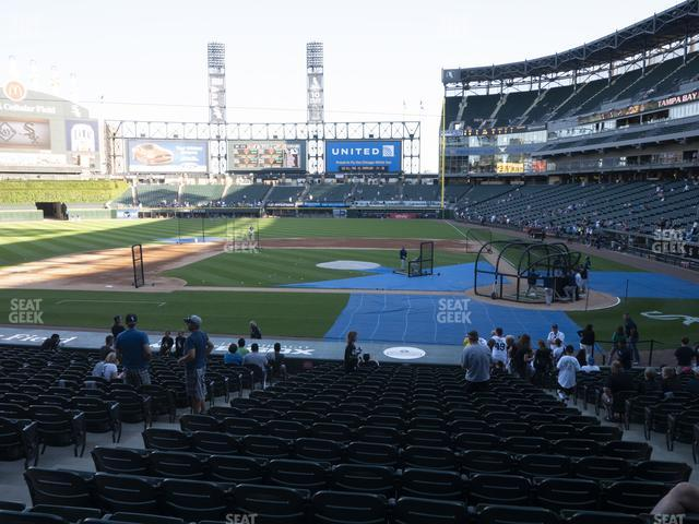 Guaranteed Rate Field Section 137 view