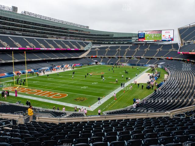 Soldier Field Section 248 view