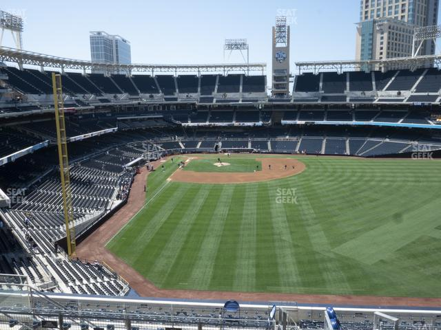 Petco Park Section 231 view