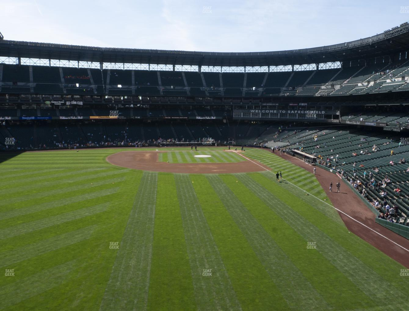 Seattle Mariners at T-Mobile Park Section 183 View