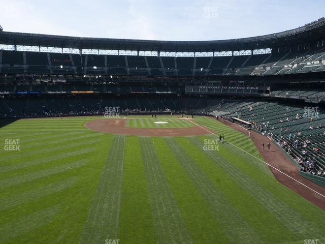 T-Mobile Park Section 183 view