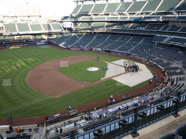 Citi Field Section 424 view