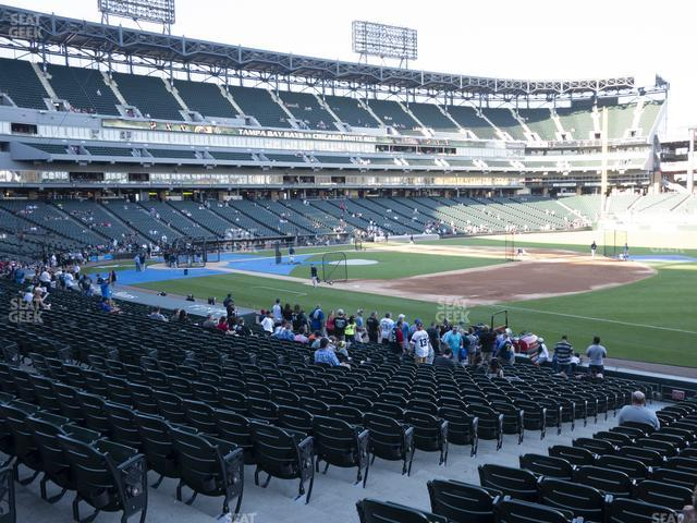 Guaranteed Rate Field Section 118 view