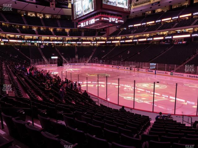 Xcel Energy Center Section 113 view