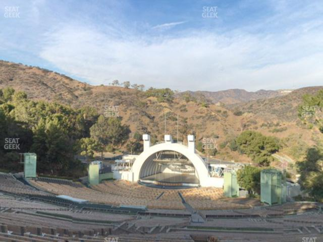 Hollywood Bowl Section V 2 view
