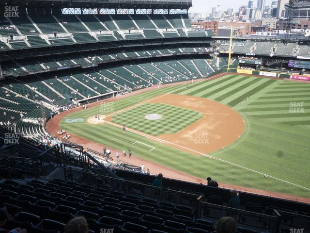 T-Mobile Park Section 318 view