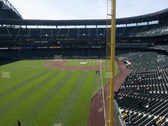 T-Mobile Park Section 181 view