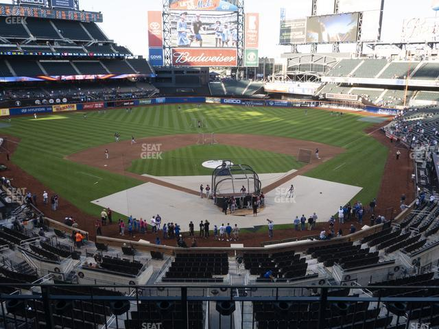 Citi Field Section 320 view