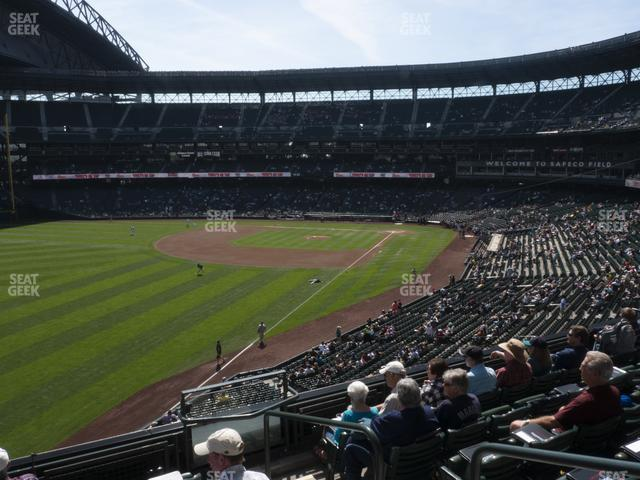 T-Mobile Park Section 248 view