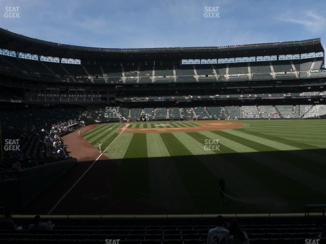 T-Mobile Park Section 109 view