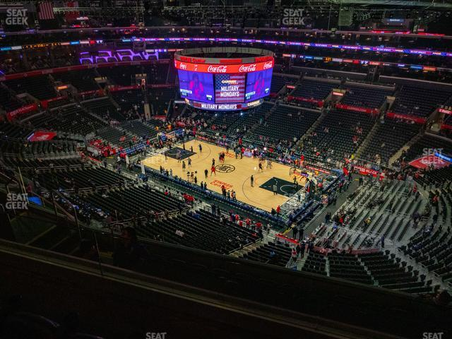 Staples Center Section 102 Seat Views | SeatGeek