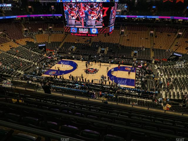 Scotiabank Arena Section 320 view