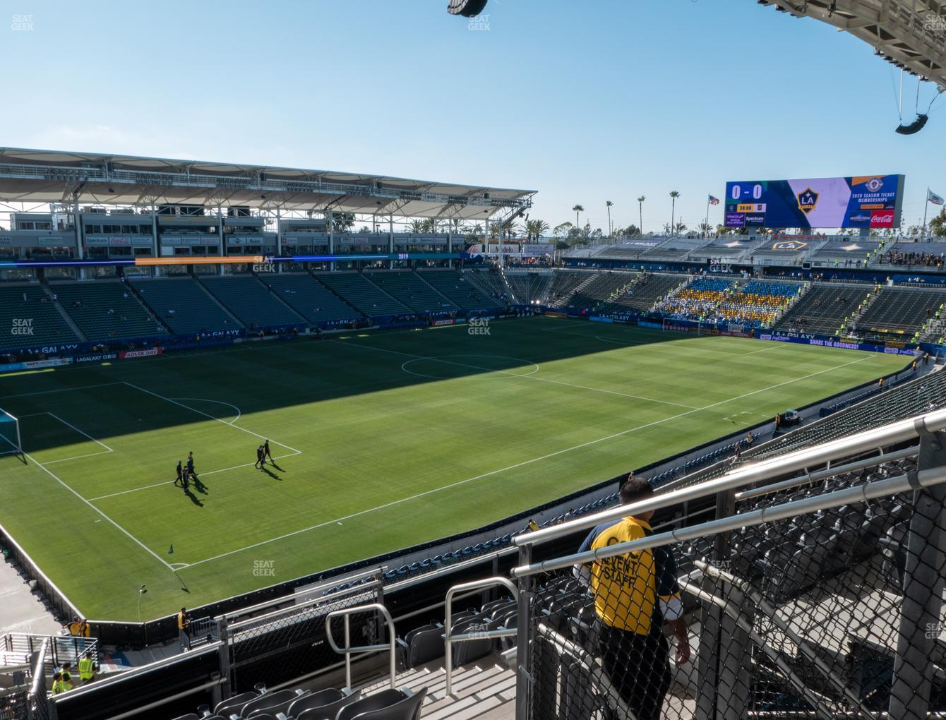 Dignity Health Sports Park Section 238 Seat Views | SeatGeek