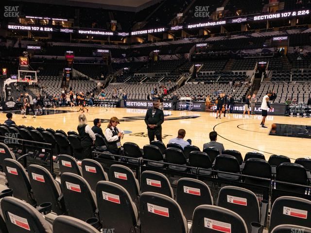 AT&T Center Charter 20 view