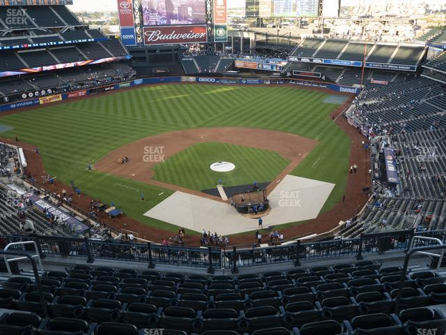 Citi Field Section 516 view